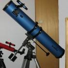 Gebruikerservaring Sky-Watcher Explorer 750/150 telescoop