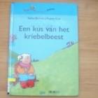 Een kus van het kriebelbeest, een kinderboek over astma