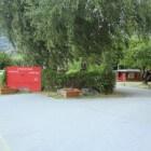 Kamperen in Zwitserland: Camping Mühleye in Visp (Wallis)